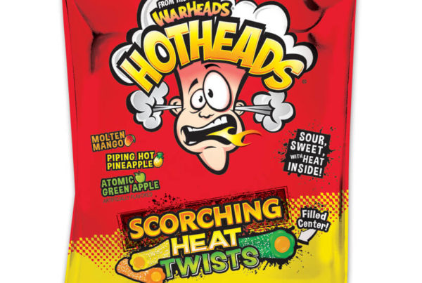 Hotheads Scorching Heat Twists